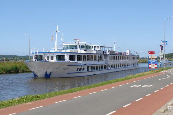 Cruise over de Rijn, Moezel en Saar naar Luxemburg