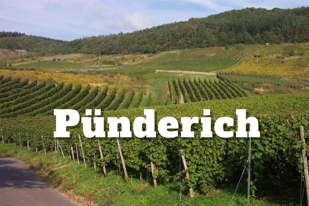 Pünderich, regio 3