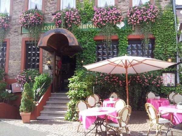 Hotel Ratskeller in Kröv