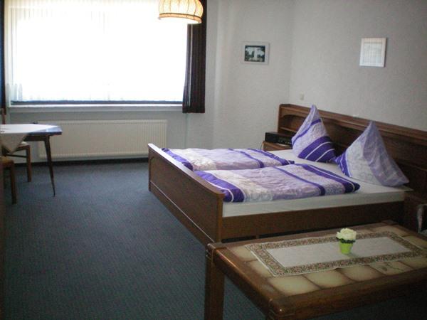 kamer hotel Rauchfang Leiwen