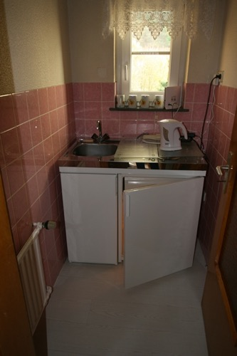 Gastenkeukentje Reis-Gibbert in Briedel