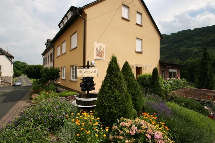 Weingut en pension Reis-Gibbert in Briedel