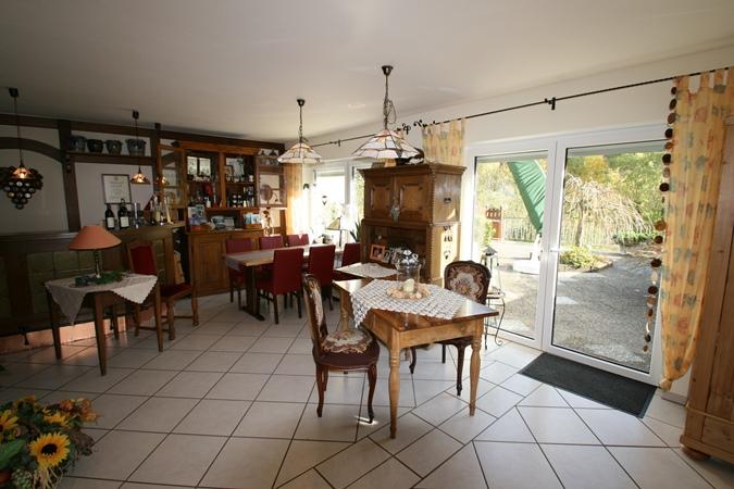 wijngoed en pension Reis-Gibbert in Briedel