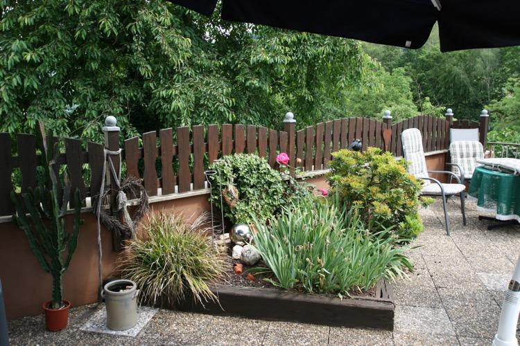 terras pension Reis-Gibbert in Briedel