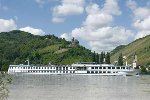 Vierlandencruise naar Basel