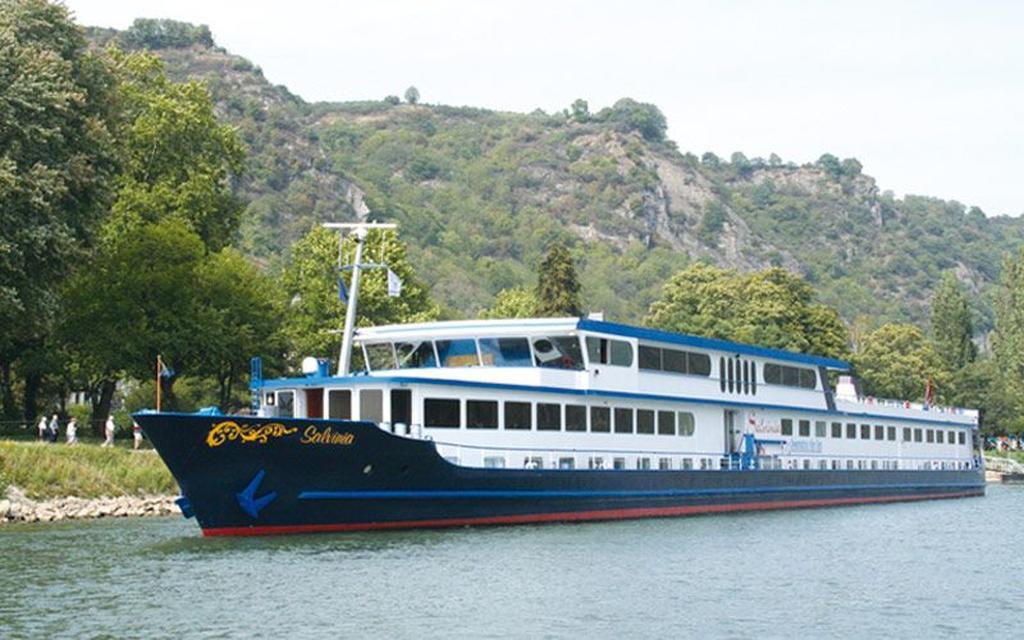 Cruise over de Rijn en Moezel naar Bernkastel