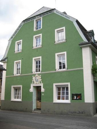 Gaestehaus Schneiders Kröv