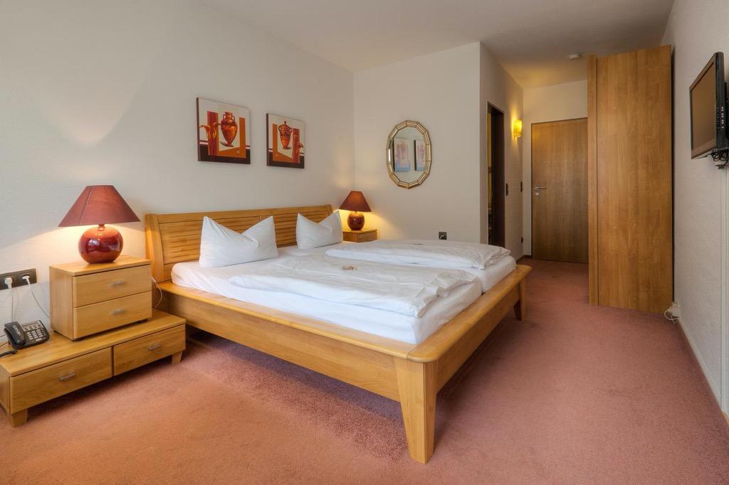 Hotel am Schwanenweiher in Bad Bertrich