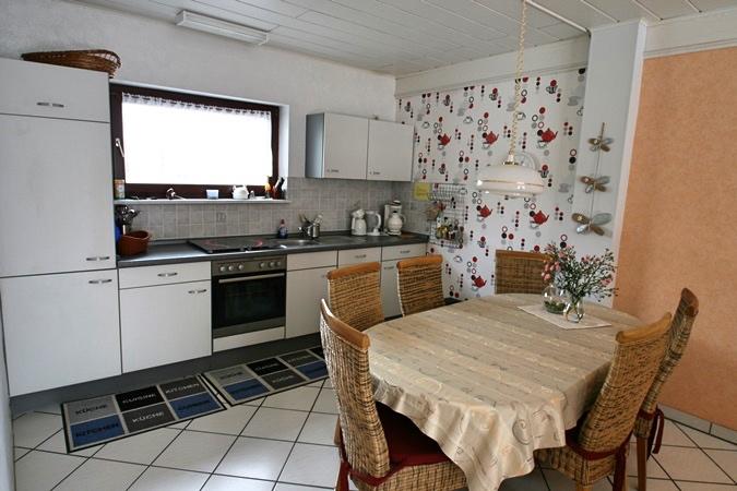 keuken vakantiewoning selbach