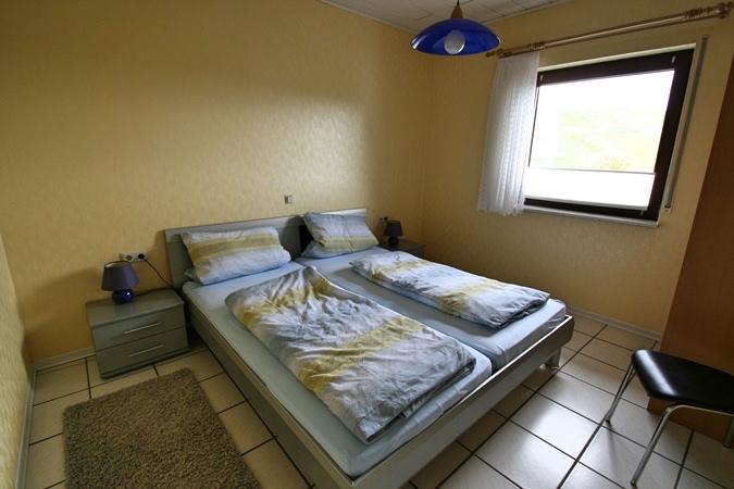 slaapkamer vakantiewoning selbach-erz