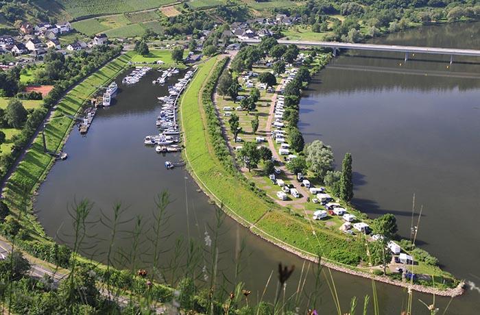 Senheim-Senhals, regio 2