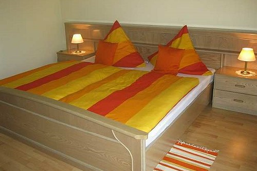 slaapkamer vakantiewoning hond toegestaan