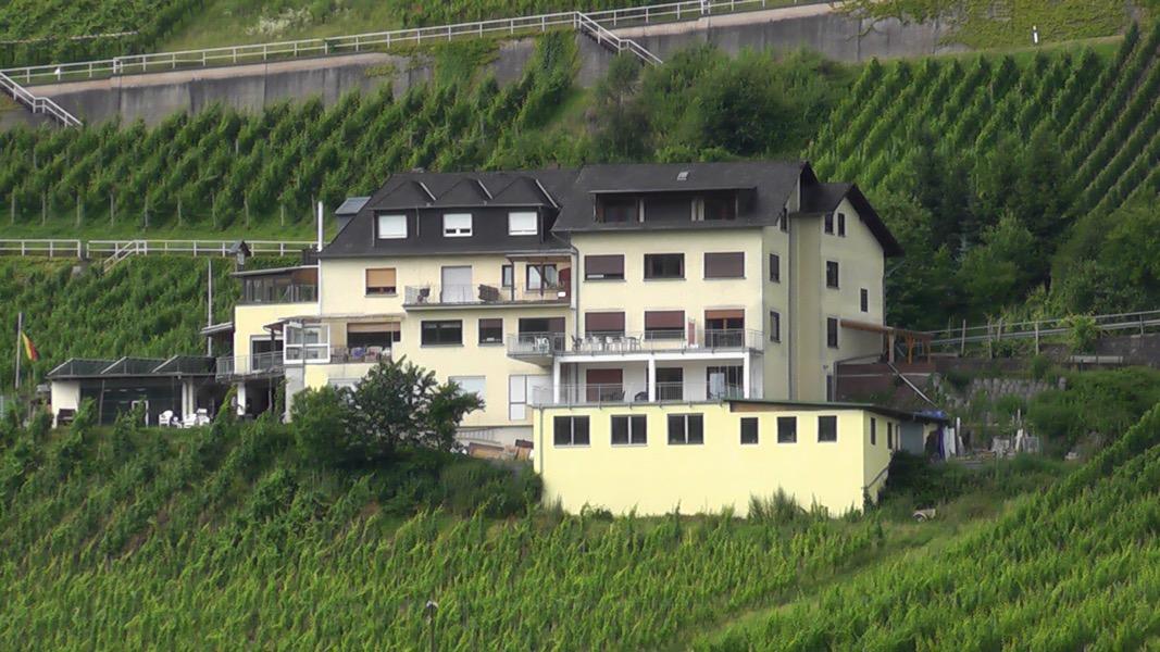 Gästehaus Simon in Reil wijnbergen