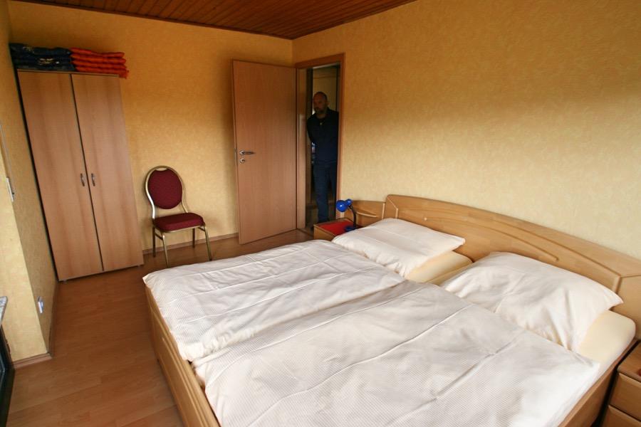 Gästehaus Simon in Reil pensionkamer