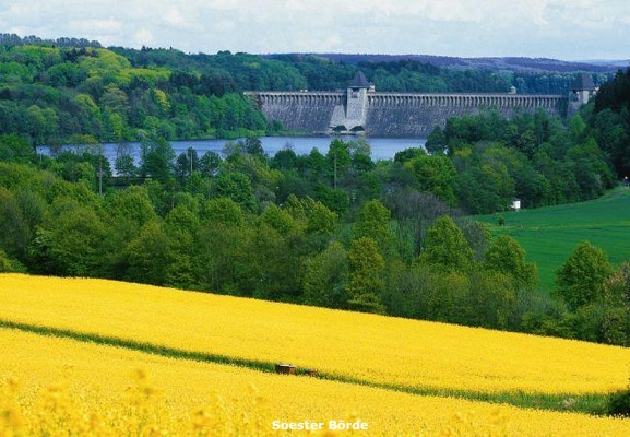Fietsvakantie 14: Römer-Lippe-Route 7 dagen