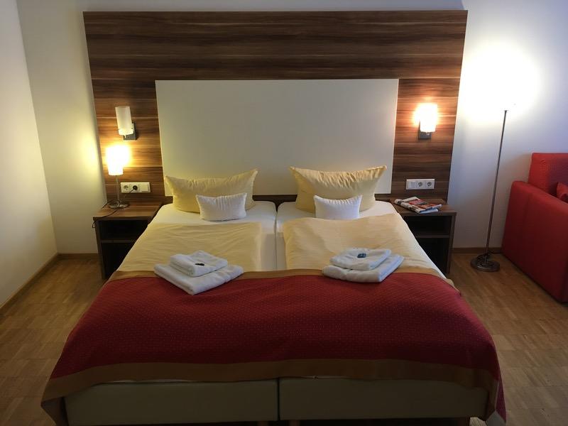 kamers Stadtwaldhotel hotel Trier