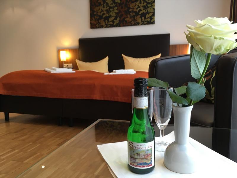 rolstoelkamers Stadtwaldhotel hotel Trier