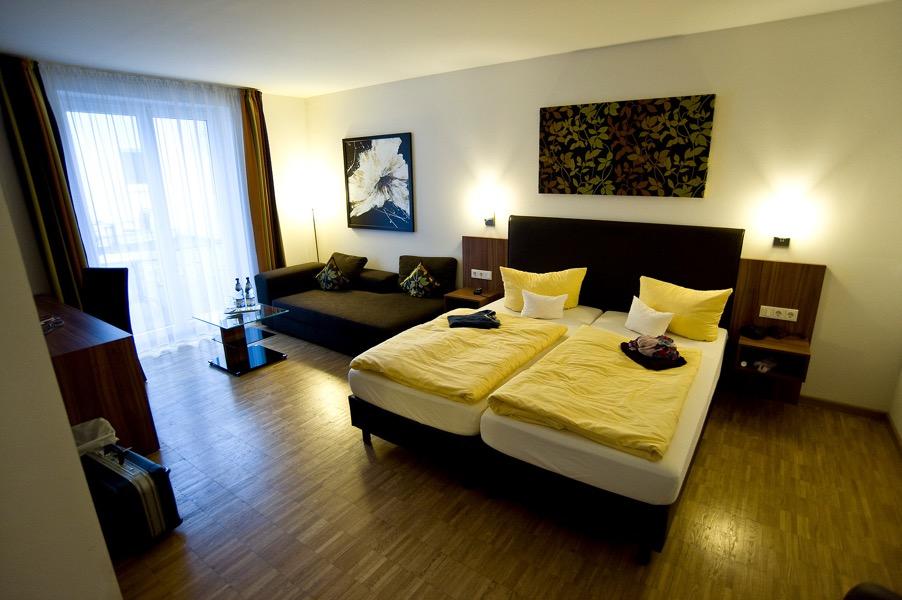 suite Stadtwaldhotel hotel Trier