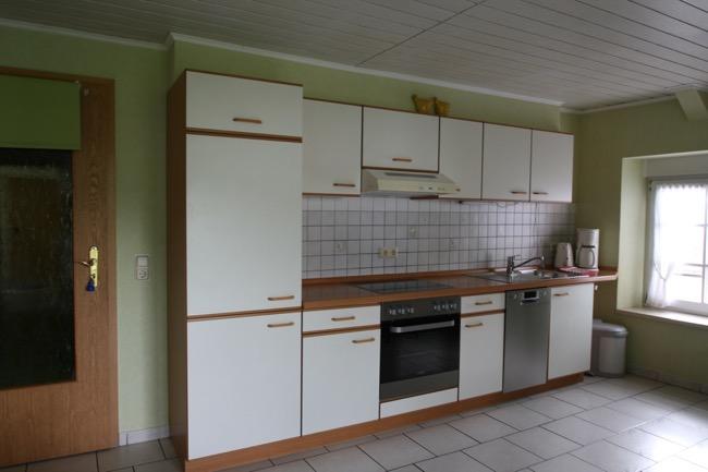 keuken vakantiewoning osann-monzel