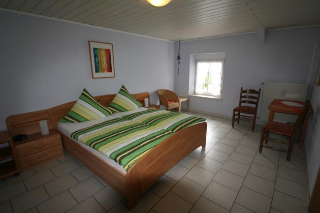 slaapkamer vakantiewoning osann-monzel