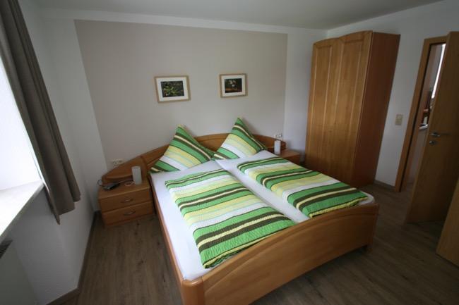 3 slaapkamers voor 6 personen eigen douche