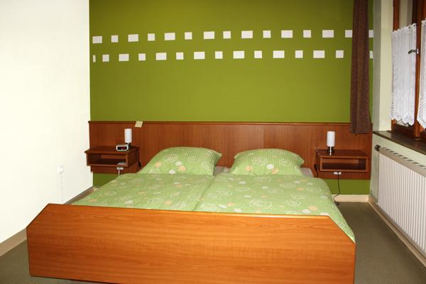 slaapkamer vakantiewoning vogt in briedel Moezel