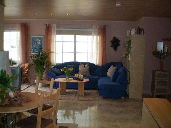 Weiss appartement woonkamer
