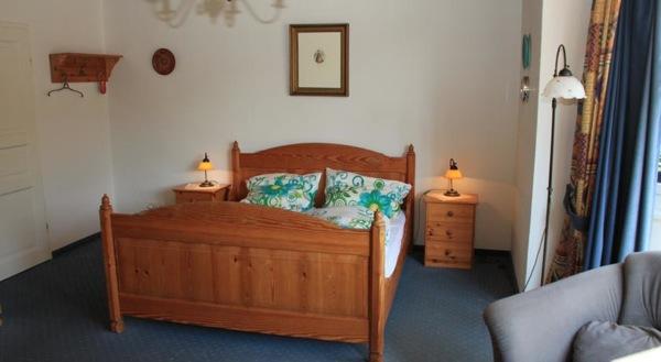 hotelkamer in hotel Zum-Treppchen