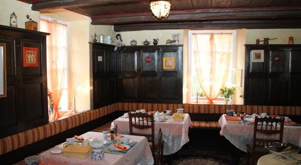Hotel Zum-Treppchen ontbijt