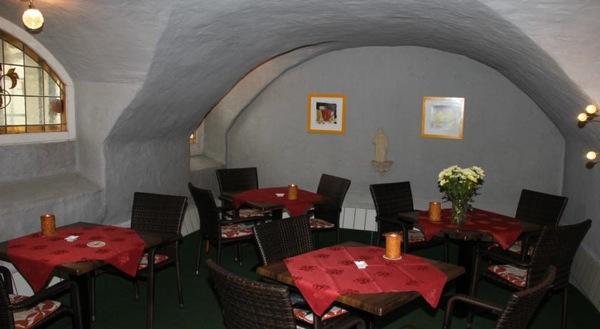 Hotel Zum-Treppchen relaxruimte