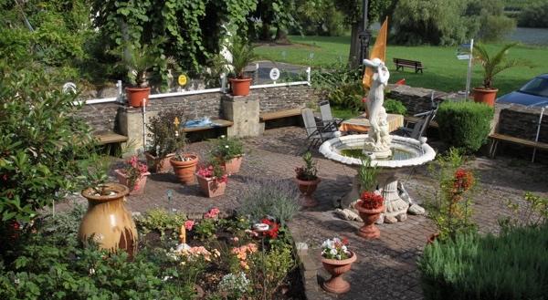 Hotel Zum-Treppchen Tuin