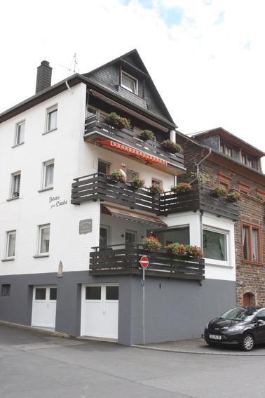 balkons zur linde cochem
