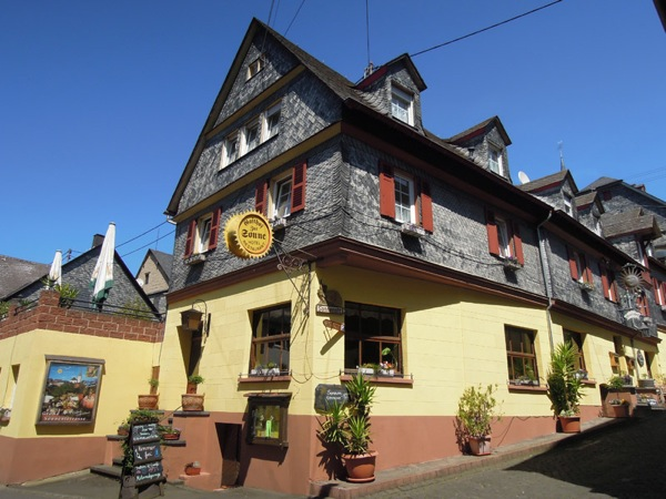 Hotel zur Sonne in Enkrich