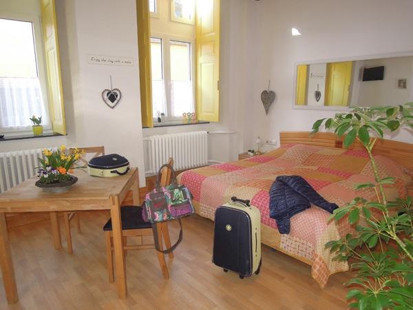 Hotelkamer in zur Sonne Mosel