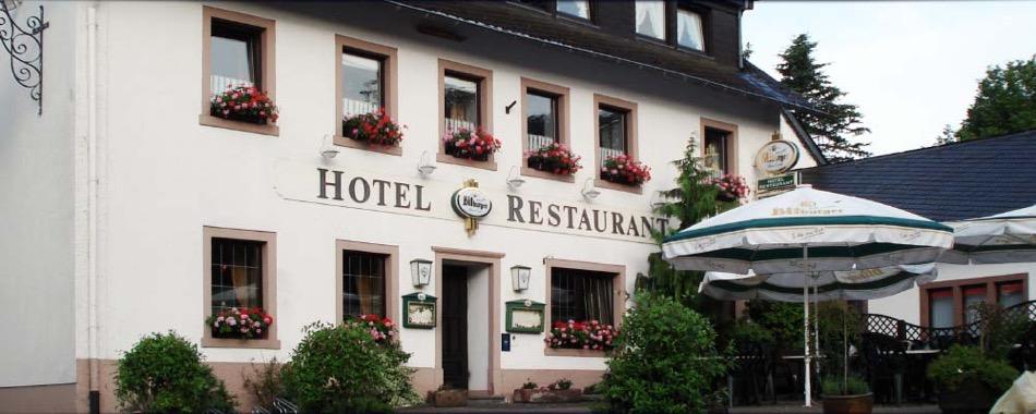 Eifel hotel-restaurant zwicker