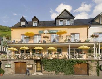 Hotel Moselblick Burg