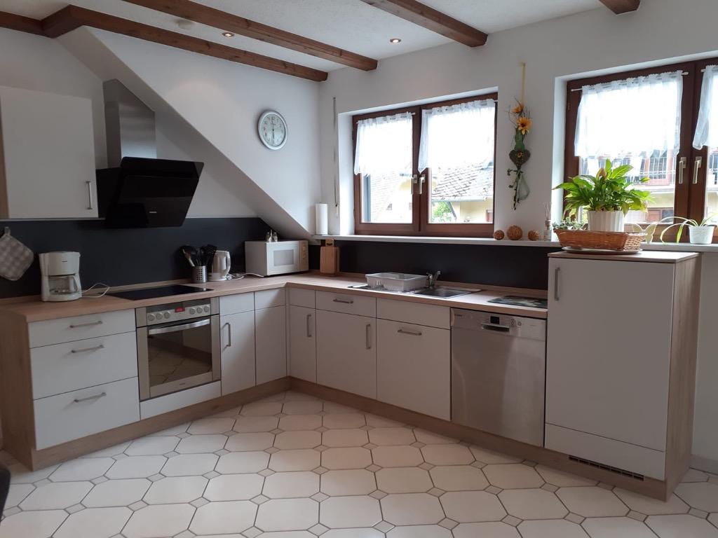 Rita Heimes neue Küche