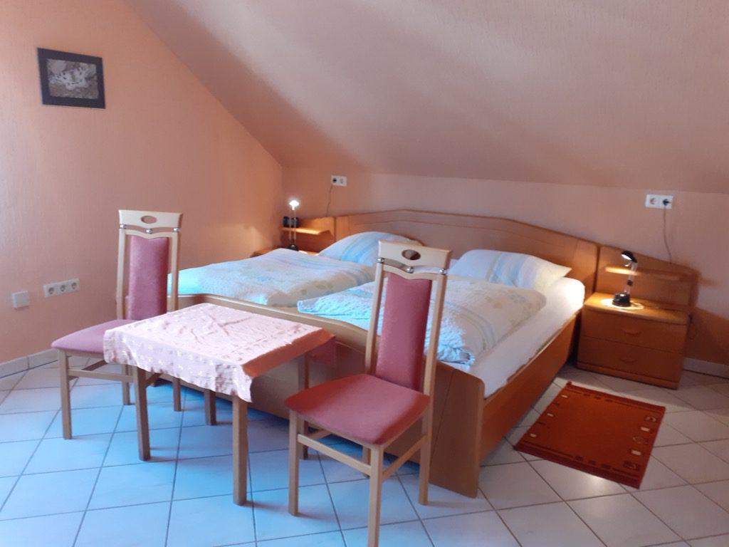 Rita Heimes Schlafzimmer
