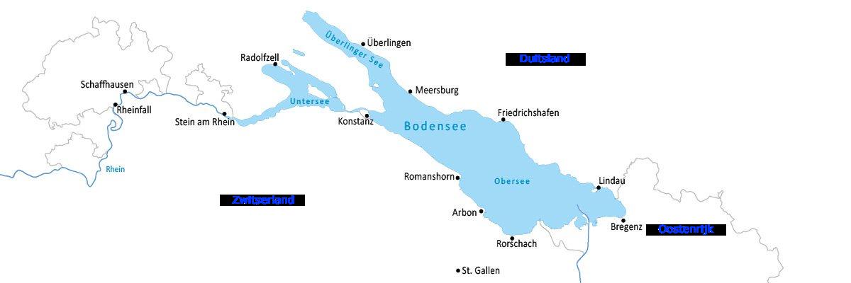 bodensee kaart